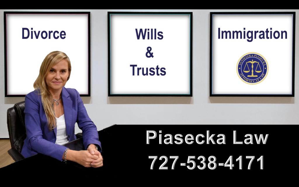 Divorce Wills & Trusts Immigration Attorney Agnieszka Aga Piasecka Law